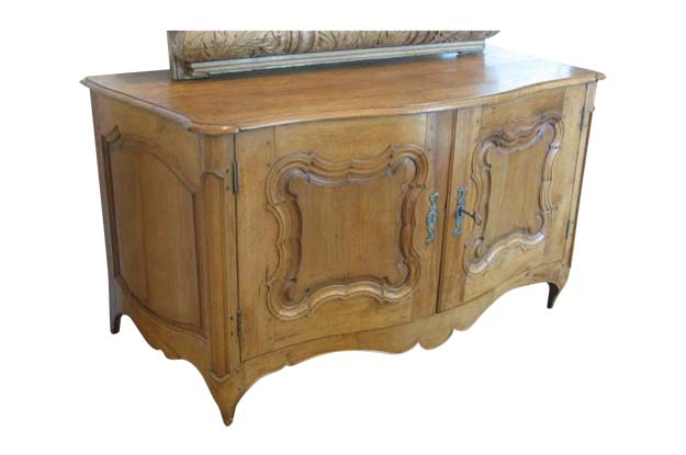 18th Century Regence Period Buffet in pearwood c.1710 - from Burgandy