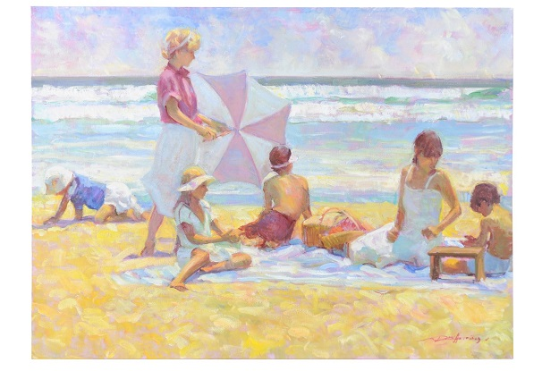 """Summer Moment"" by Don Hatfield"